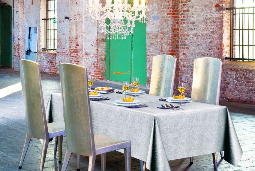 Der Kreativität freien Lauf lassen - verwöhnen Sie nicht nur den Gaumen sondern auch die Augen Ihrer Gäste mit ausgefallener Tischwäsche